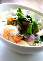 Assorted Seafood Soup