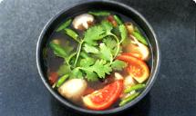 Vegetables Tom Yum